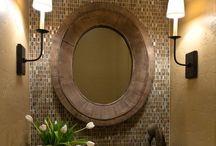 HOME: bathrooms / by Nancylynn Hartzell
