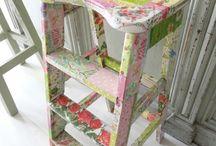 Craft-Furniture / by Joanna H...