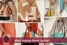 Handbag Designs - Designer, Leather Handbags & more / by KhoobSurati.com