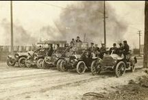 AAA Glidden Tour / Compilation of vintage photographs from some of the original Glidden Tours in the early 1900s. / by AAA