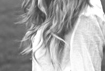 Hair  / i wish my hair was curlyyyy / by sydney bricklin