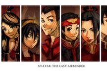 Avatar awesomeness / i LOVE avatar and kora so yha if you do too uhh.... ENJOY! / by Hannah Twinleaf