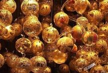 Shades of Gold / Dark Gold • Light Gold • Goldenrod • Amber / by Hannah Hoffman