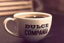 Tazas de café en la mañana / Los buenos días siempre empiezan con café. / by Eli