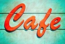 Ideas para un coffee shop / by Kathy Fray