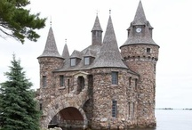 Castles / by Beverly Repouille