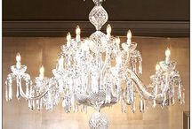 Chandeliers / by Kim Marie