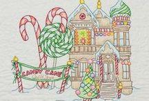 embroidery / by juli davis