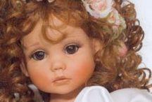 dolls / by Sharon Woodhead Leo
