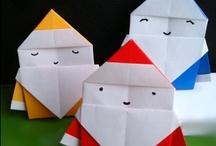 Origami christmas / by Maria Usztyan