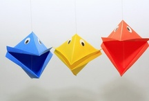 Origami Toys/origami for kids / by Maria Usztyan