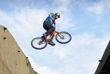 Danny Macaskill / Biker / by Mason A.S