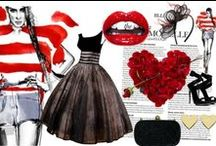 Girly... Glamour  Outfits / For Cinderella Nights. / by Sharon Wess