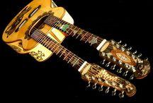 Acoustic & Hollow-body Guitar / by Rick Caligiuri