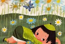 Art from Classics, Illustrations, Comics, Animation / by Elisa Moriconi