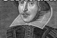 Shakespeare / by Ann Kilpatrick Kirkendall