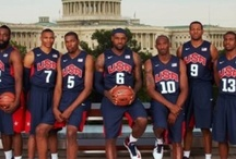 TEAM USA Basketball / Quest for GOLD! / by TEAM LA