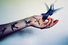 Tattoos / by Vanessa Cecilia