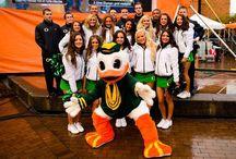 Loving my Ducks / Crowd celebrates win over Oregon State / by Susan Johnson