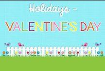 Valentine's Day / by Amanda Tervoort (First Grade Garden)