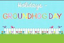 Groundhog Day / by Amanda Tervoort (First Grade Garden)