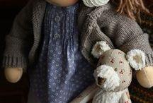 Dolls / by Mirka Kimlová