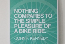 Cycling Words of Wisdom / by Halfords