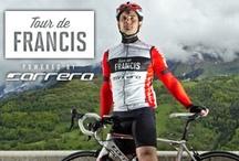 Tour de Francis / by Halfords