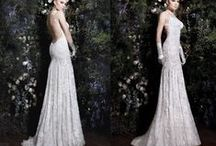 WEDDING... dresses and other ideas / by Michelina Caso