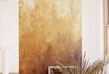 wall decor / stylish ways to paint a wall / by cindy stansfield