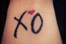 Ink'd  / #inkd #girlswithtattoos #tattooideas #tatsontats  / by Bailey Jones