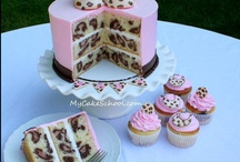 Cakes'n'cookies / These are cakes I really want try to make one day / by Jane Knudsen