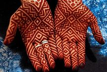 Mehndi Hands / by Ellie Verkerk