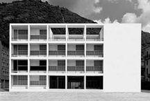 Architecture / by Alexandra Kvasnicova