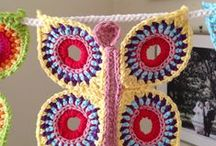 **♥***♥**´CROCHET DECORAÇAO**♥***♥**´ / by Darah Baskin