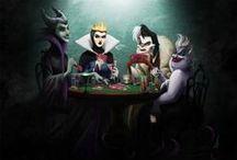 Disney villains / by Delfi Cappa