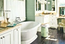 Beautiful Bathrooms & Laundries / by Moira Wright