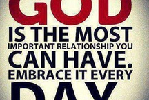 LOVE GOD, LOVE THE LORD / by Lady ILP