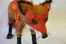 Stuffed (animaux) / by Marielle Vermette