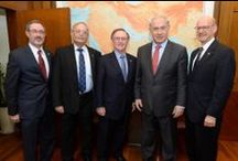Policy & Advocacy / The Global Voice of the Jewish Community / by B'nai B'rith