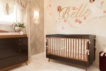 Kid's Room and Nursery / by Elise Pears