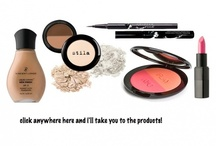 products products products / latest products to hit the shelves.  www.kissandmakeup.ca  / by Heather Huntingford