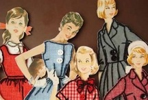Let's Play Paperdolls! / by Jane R. Fink