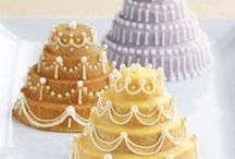 Cakes and sweets / by Molly Wolly