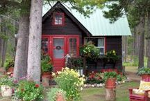 Rustic Cabin / by Amy Ernst