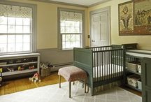 Home - Nursery / by Beth Stone