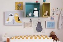Nursery Inspiration / by Lu Cone