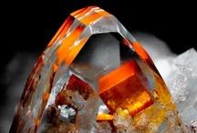 Minerales / by Abraham Villarreal Pérez