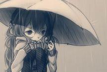 Anime/Manga / by Adorabloodthirsty