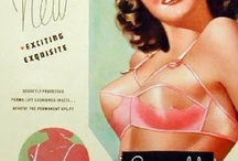 Vintage Lingerie and Dresses / by Skye Miller